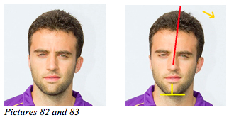 football player asymmetry